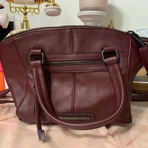 Steve Madden Burgundy Bag